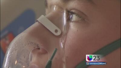 Alerta en la Florida por primer caso de enterovirus