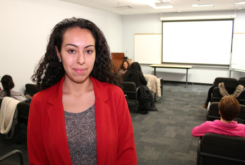 Alexandra Portillo apuesta a la unidad y la organización de los dreamers...