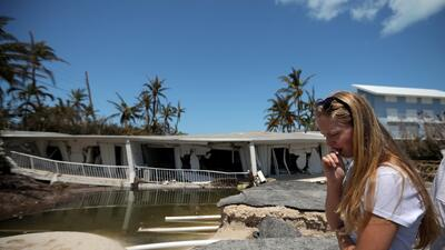 Fotos: Estas familias volvieron a sus casas y lo único que encontraron fue devastación