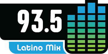 Latino Mix 93.5 & 103.1 Inicio NEW LOGO
