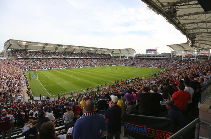 Copa Oro estadios