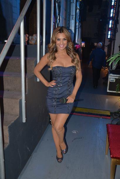 Una de las características principales de esta guapa argentina es la gra...