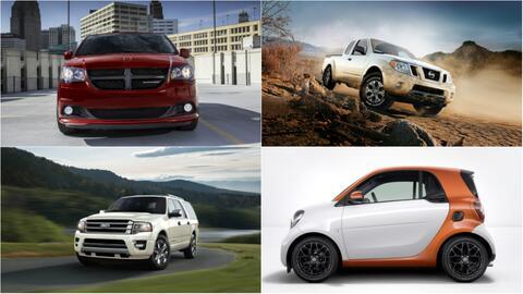 los 10 carros nuevos que debes evitar en 2018