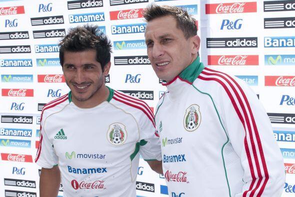 En las últimas tres ediciones de las Copas del Mundo, México se había ca...