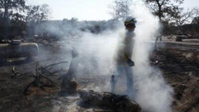 Seis niños y dos adultos murieron en el incendio desatado en su vivienda...