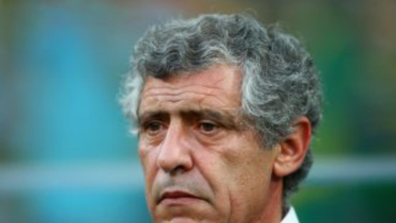 Fernando Santos señaló que el protagonista del partido fue el arquero tico.