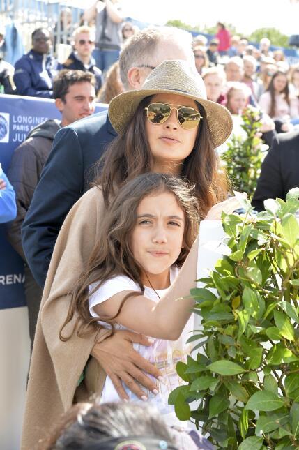 Valentina, hija de Salma Hayek