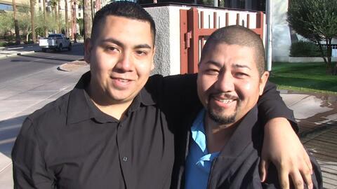 Silder Ramos pudo evitar ser deportado porque su caso fue reabierto.