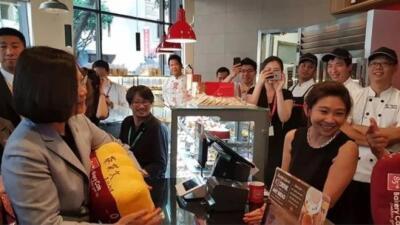 Cómo una panadería de Los Ángeles desató un conflicto diplomático al otro lado del mundo