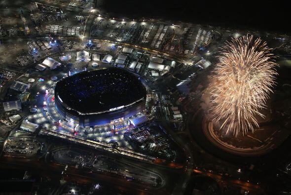La combinación entre el mayor espectáculo deportivo de Estados Unidos y...