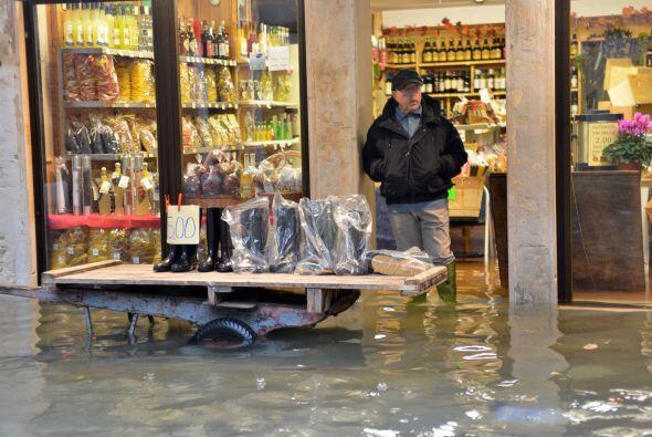 Las autoridades italianas están en alerta después de que en noviembre de...