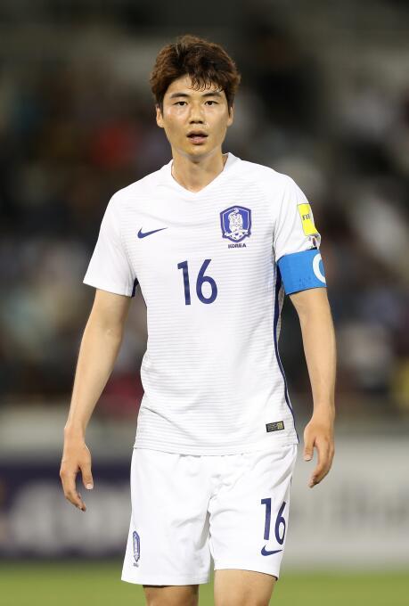 Corea del Sur: el voto del capitán Ki Sungyueng fue para Cristiano Ronal...