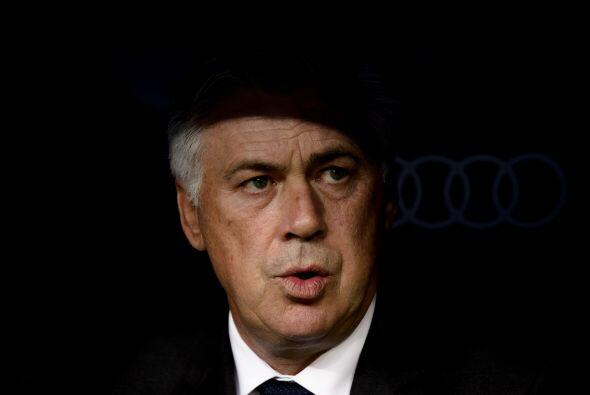 Los cambios terminaron de concretarse, al equipo de Ancelotti llegaron j...