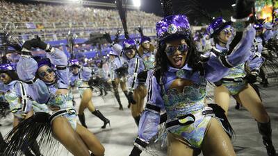 Brasil: samba y carnaval, a pesar del zika