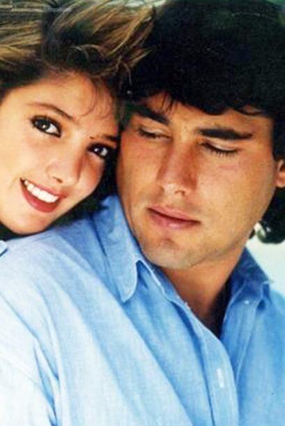 """¿Recuerdas cuando Adela Noriega y Eduardo Yáñez tuvieron un """"Dulce Desaf..."""