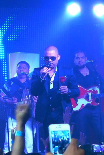 Larry Hernandez en Chicago.