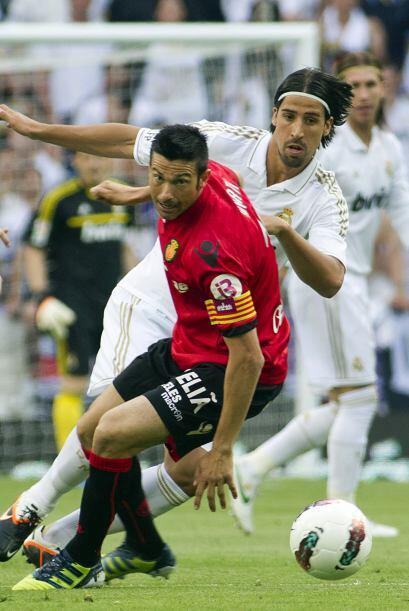 La última fecha de la Liga española tenía su atención en un partido en p...
