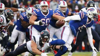 Bills 30-21 Texans: Buffalo descalabró en casa a Houston (video)