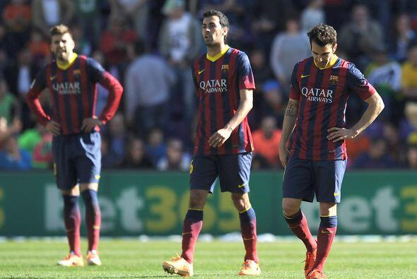 ¿Qué Barcelona veremos? Messi no es el único inconsistente. El Barcelona...