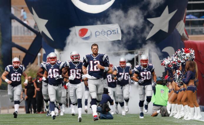 En fotos: ¡Todo listo para los playoffs de la NFL! patriots.jpg