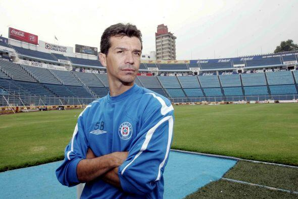 Jared Borgetti, el delantero originario de Sinaloa vistió en los años fi...
