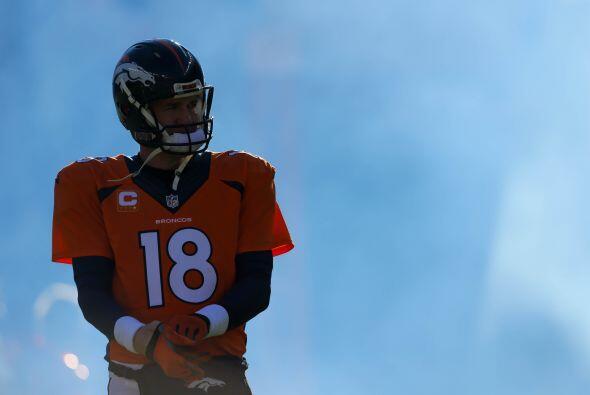 """Parece casi una blasfemia el clasificar a Peyton Manning """" que ha disfru..."""