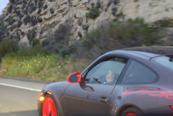 Excedió el límite de velocidad en la misma autopista en la que chocó el...