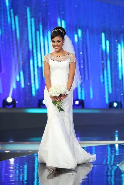 ¿Será que también le gustaría llegar al altar vestida de blanco?