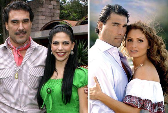 ¡Ellas han sido los amores de Eduardo Yáñez!