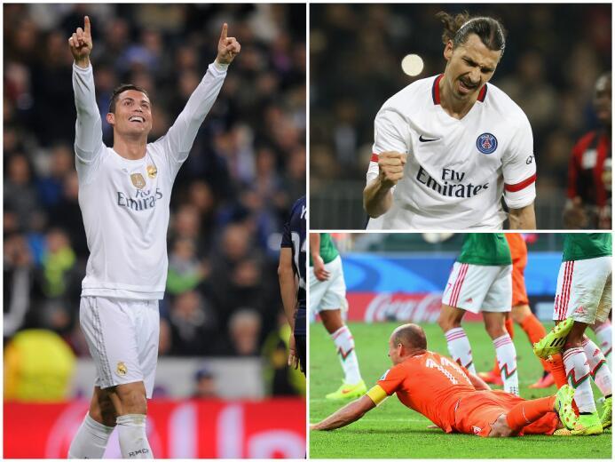 El diario francés L'Équipe publicó la lista de los futbolistas más odiad...