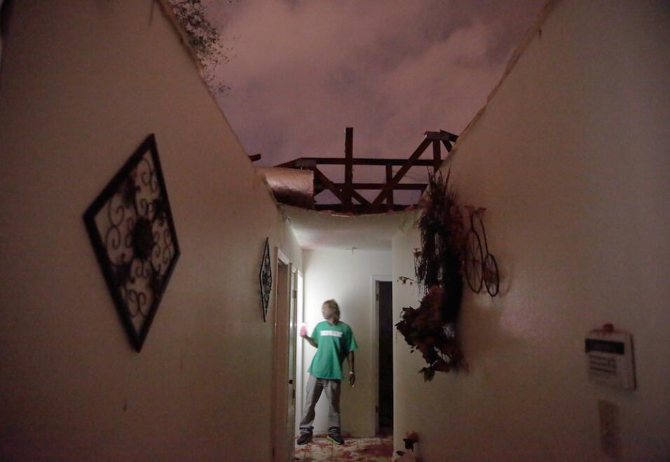 Tormentas y tornados dejan al menos tres muertos en el sur  tornado12.jpg