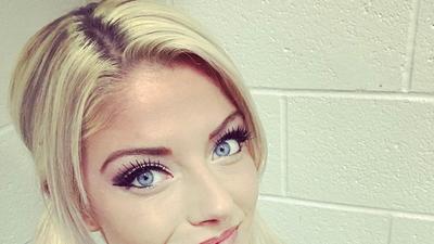 Alexa Bliss, la más angelical campeona de lucha libre