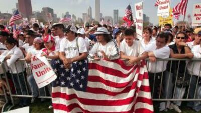 En Estados Unidos viven 11 millones de inmigrantes indocumentados, la ma...