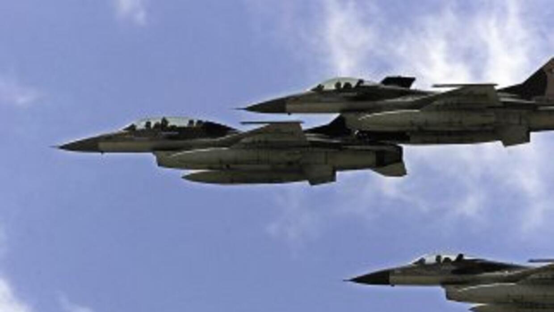 La ofensiva empezó con ataques aéreos, pero podrían ser empleadas otras...