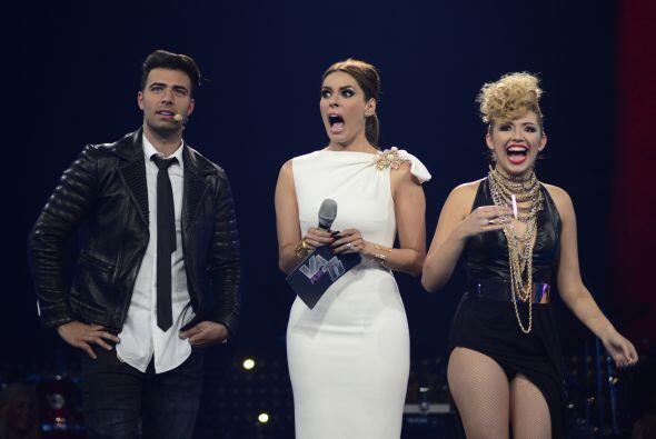 Gali trajo al escenario a Paloma Carrasco, quien tenía algo muy fuerte q...