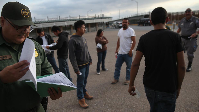 México publica lista de lugares que indocumentados en Estados Unidos deb...