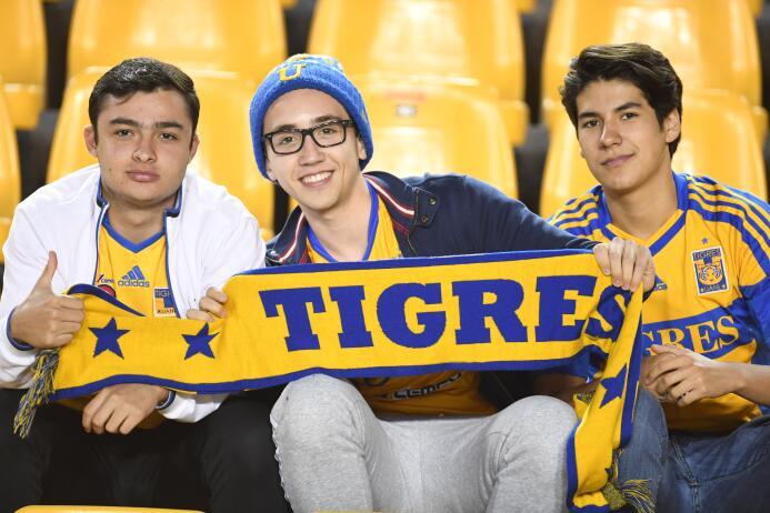 La afición de Tigres: Entre las más fieles de México 004 T Vancouver MxS...