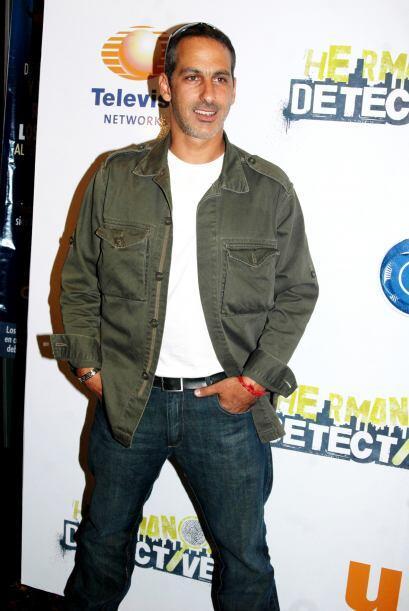 """Bracho ha tenido participación en varias telenovelas como """"La Antorcha E..."""