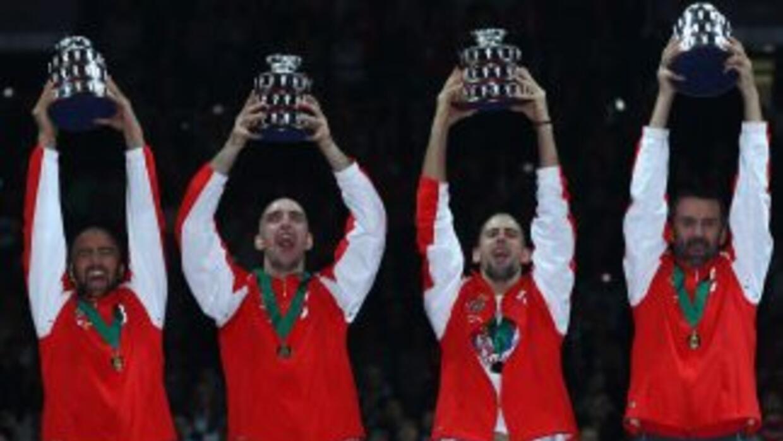 Hasta hoy 12 naciones se habían coronado campeones de la máxima competic...