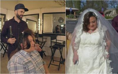 La sorpresa que le dio Jomari Goyso a una novia en el día más importante...