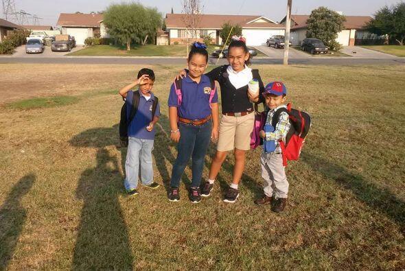 Nery Romero: Bienvenido año escolar estamos ansiosos de aprender hermani...