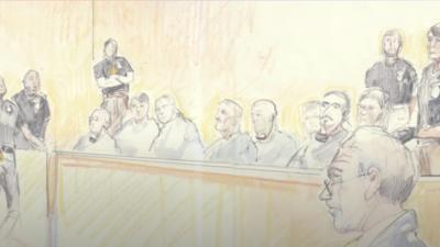 """""""Por favor, regrésenme a México lo antes posible"""": los pedidos de migrantes en los juicios masivos en California"""