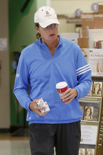 Recientemente, el ex medallista olímpico ha sido fotografiado con barniz...