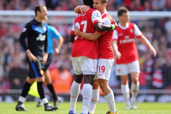 No hubo tiempo para más, Arsenal se llevó los tres puntos y abrió la Liga.