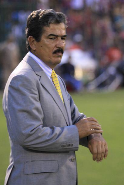 El colombiano Jorge Luis Pinto fue de los primeros nombres que se maneja...