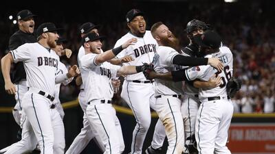 Arizona derrotó 11-8 a Colorado Rockies