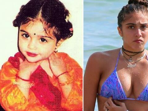 Who´s that girl? La hija de Madonna cumple 18 años y est&aa...