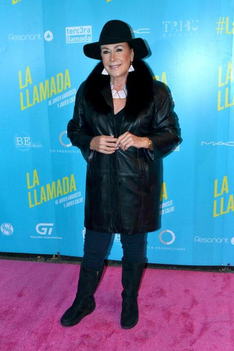 Laura Zapata ni se acuerda del cumple de Thalía