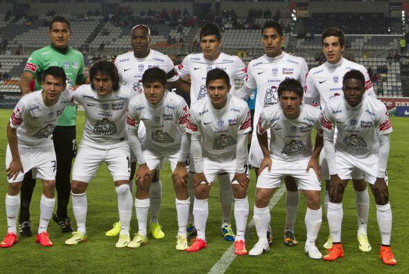 Los Tuzos del Pachuca se quedaron a un paso de levantar el trofeo de cam...