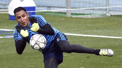 Keylor Navas: el 'muro' de Costa Rica que es figura con Real Madrid